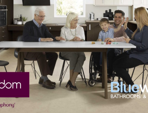 Freedom multi-generational accessible kitchen showroom coming to Bluewater Bathrooms & Kitchens