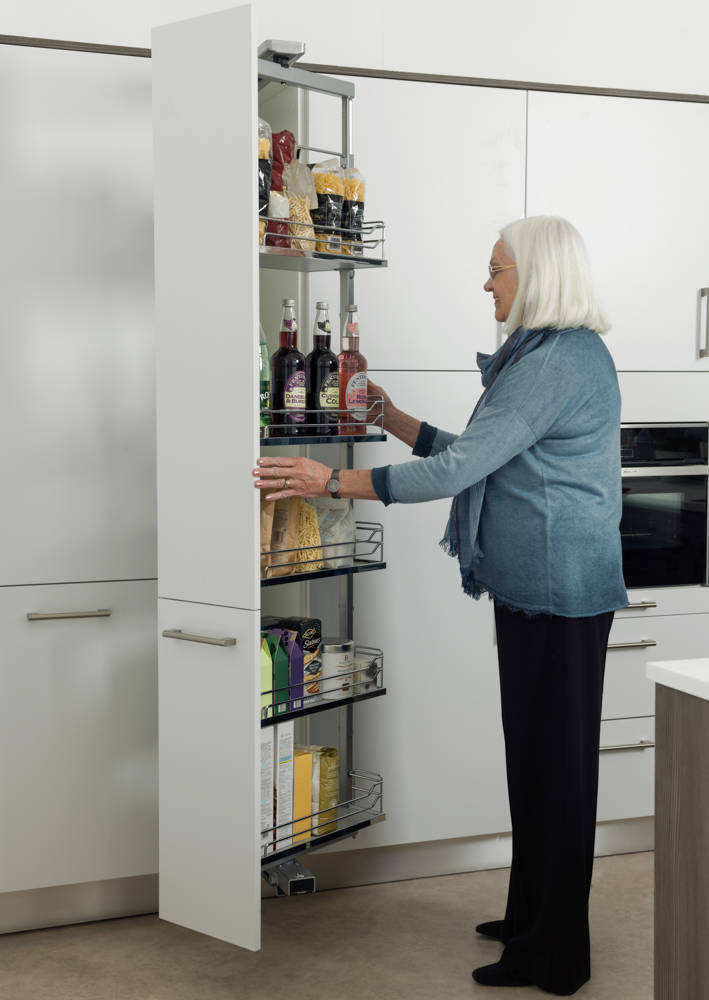 Assisted Living Cupboard
