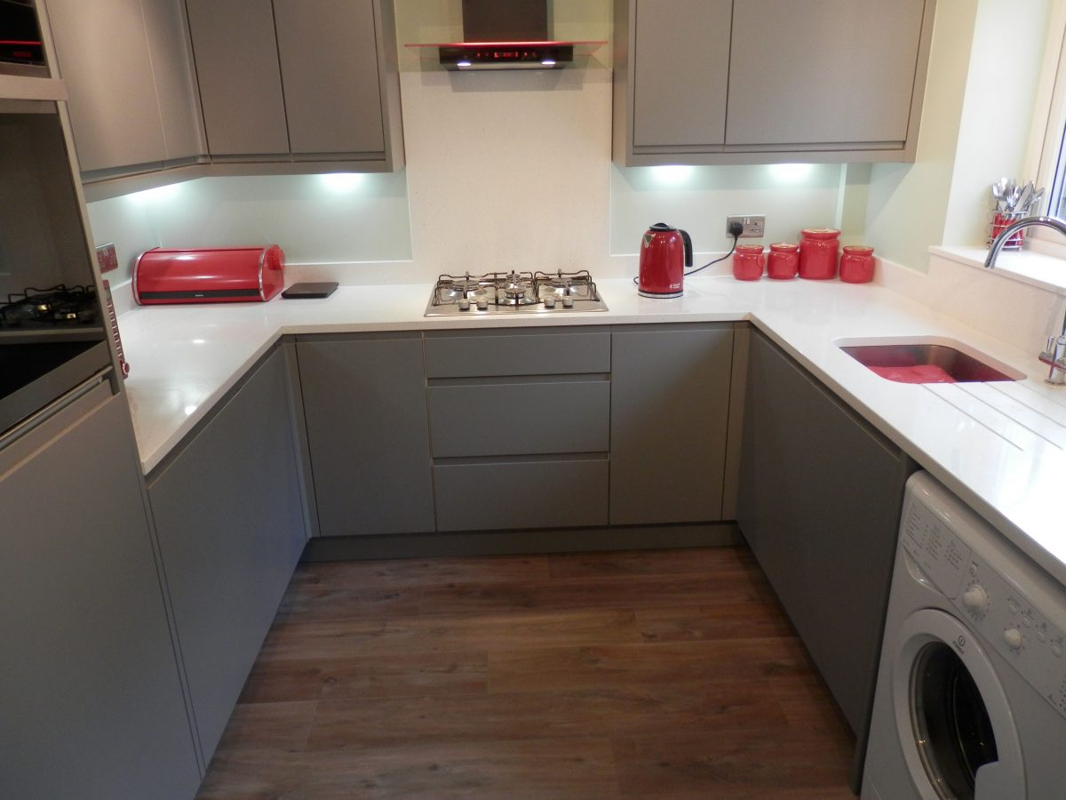 Bluewater Kitchen Install 4