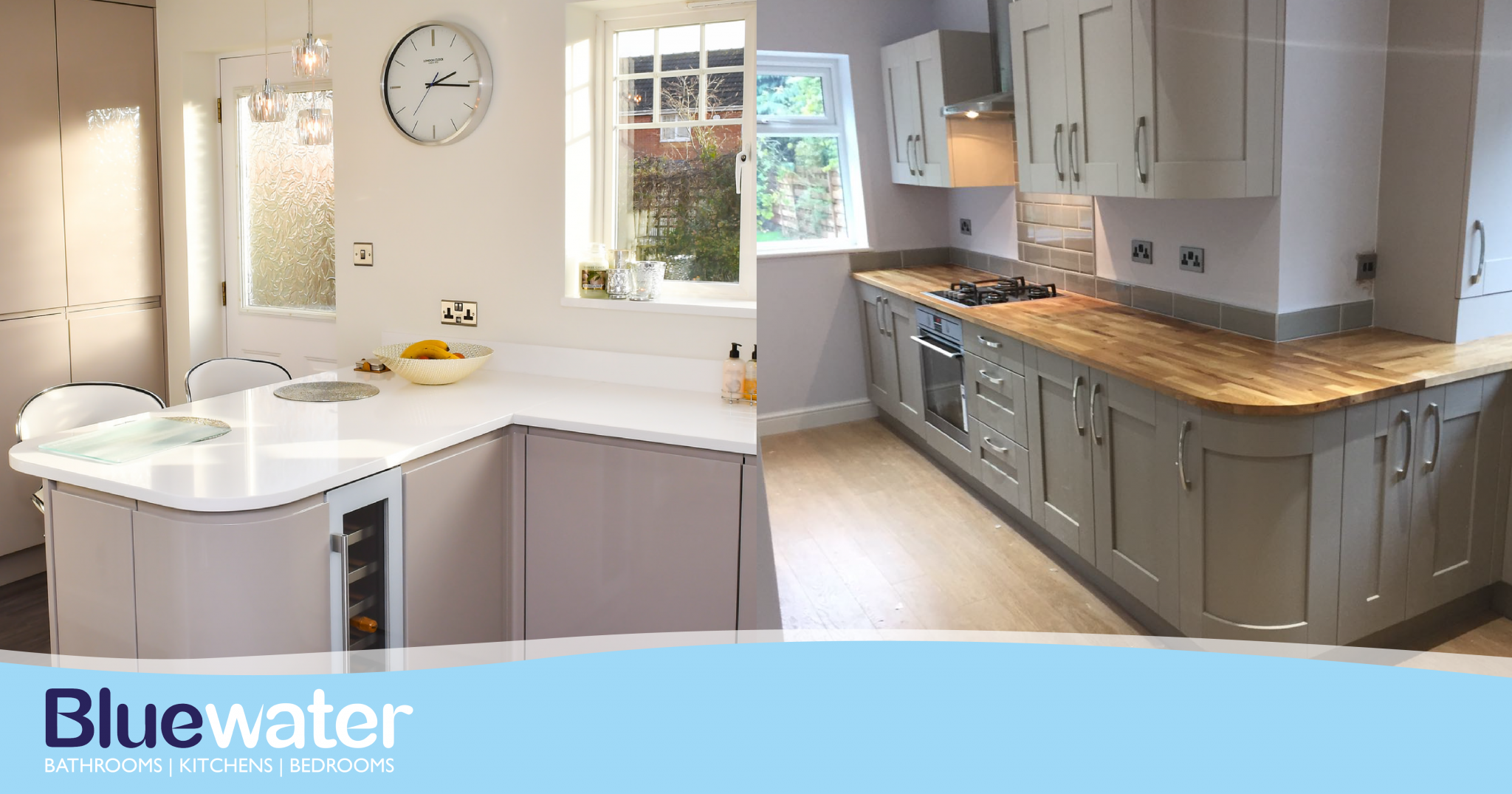 Which Kind Of Worktop Should You Go For Bluewater Bathrooms Kitchens
